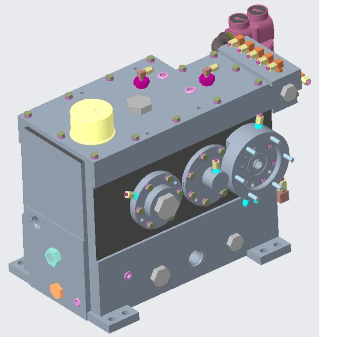 Uniquely Designed High-Speed Transmission Gearbox Solutions