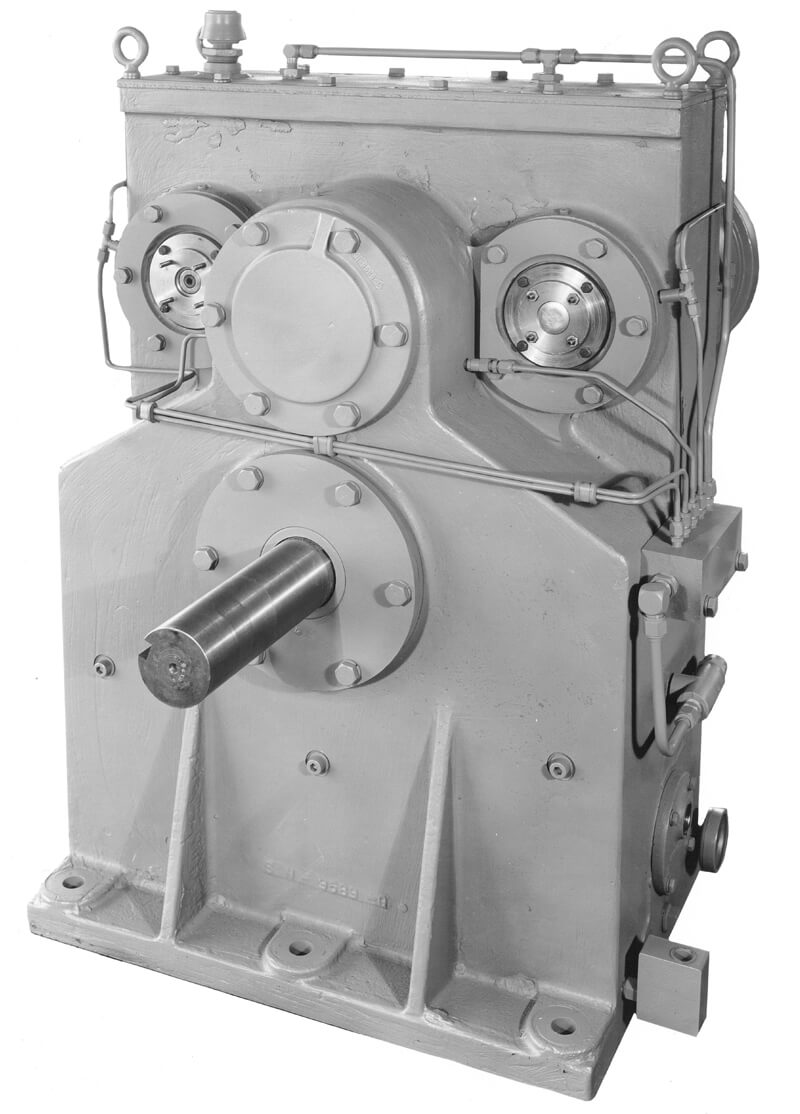 Cotta High-Speed Gearbox