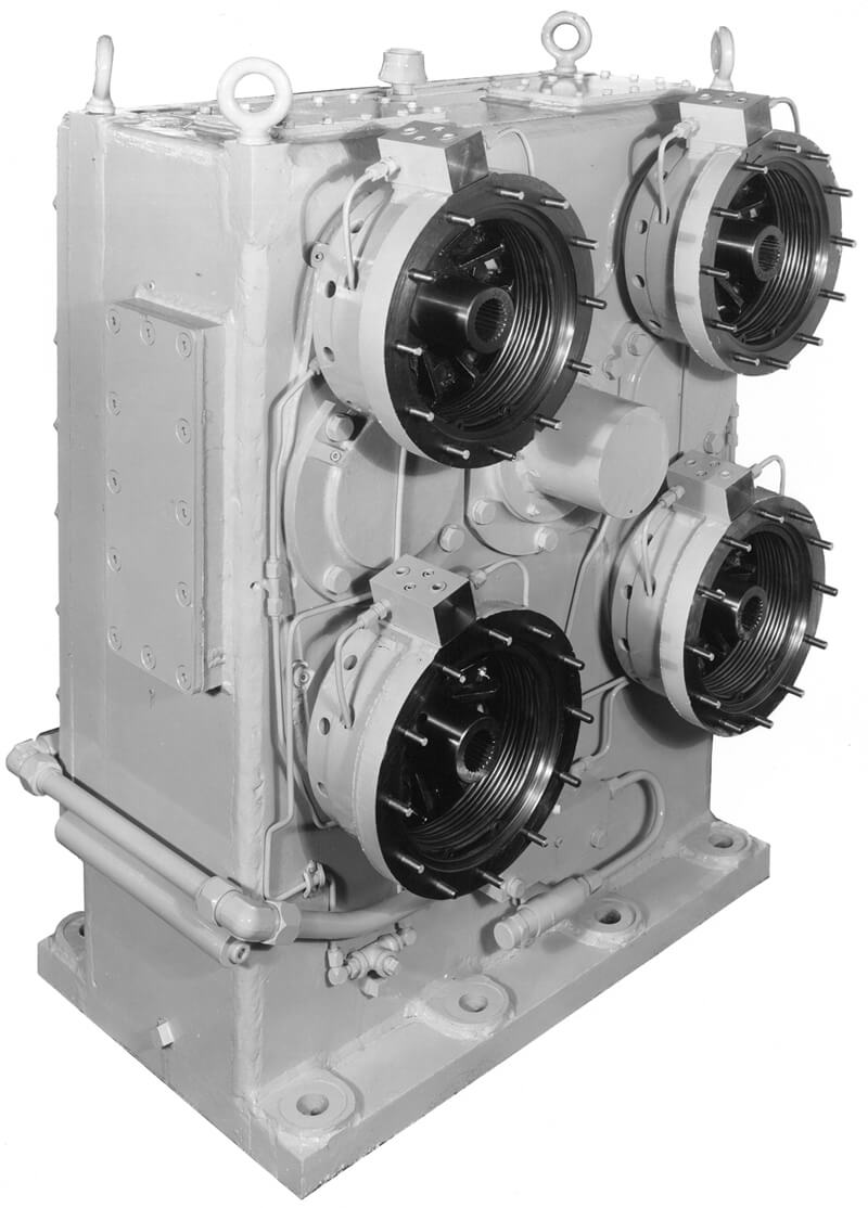 Cotta High-Speed Gearboxes