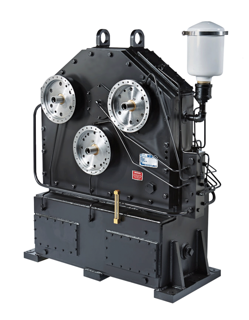 High-Speed Gearboxes