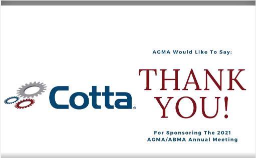 AGMA Silver Sponsor