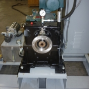 Test Stand Gearbox