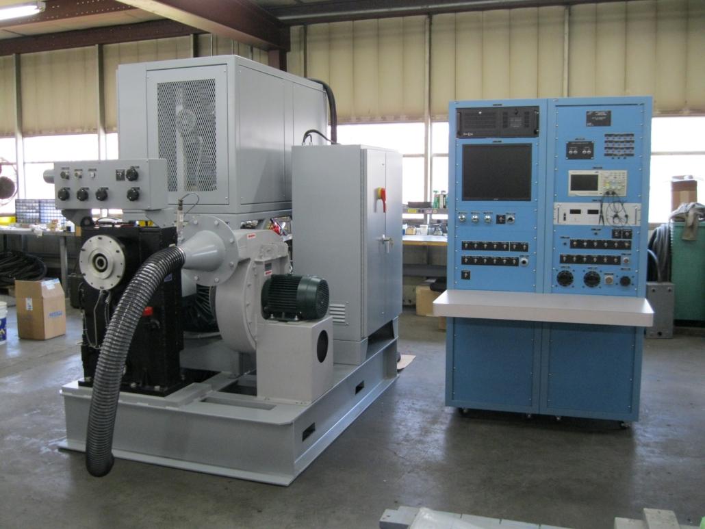 High-Speed Gearbox Aviation Test equipment