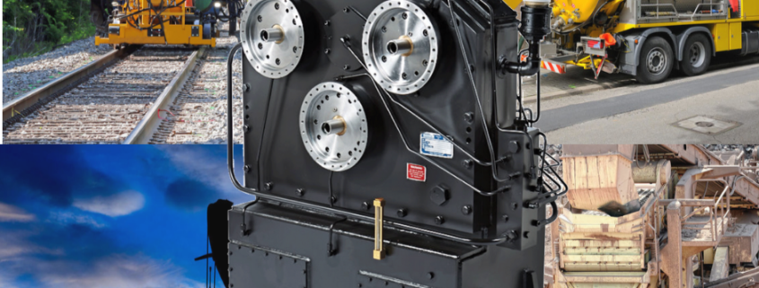 Custom Gearbox Solutions Numerous Markets